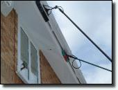 High Level Gutter Cleaning Lancashire