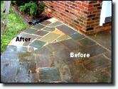 Patio Cleaning Lancashire